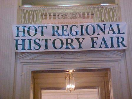 Heart of Texas Regional History Fair